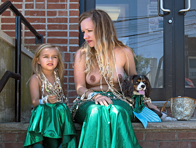 , 'Mother and Daughter Mermaids,' , Soho Photo Gallery
