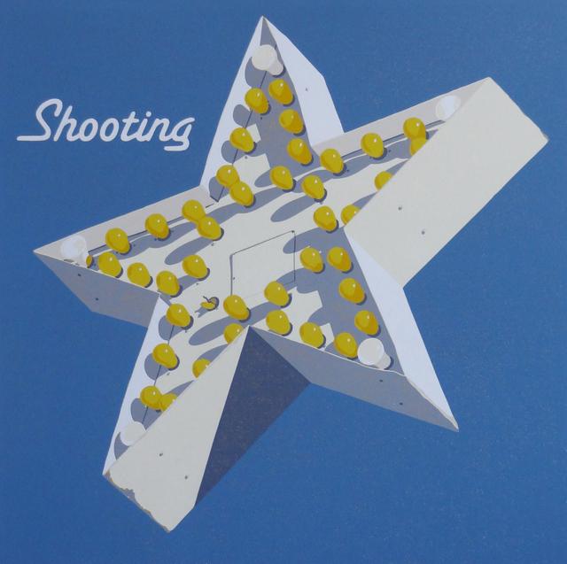 Dave Lefner, 'Make a Wish! (Shooting Star)', 2015, Sue Greenwood Fine Art