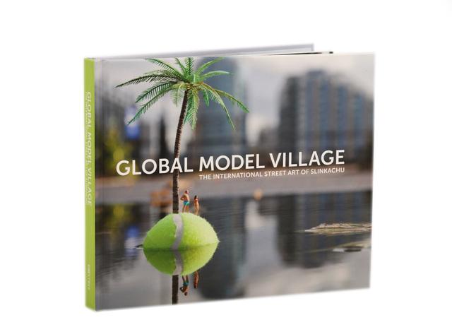 Slinkachu, 'Global Model Village/Great Wall', 2012, Chiswick Auctions