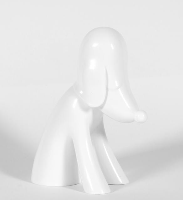 Yoshitomo Nara, 'Aomori Dog (White)', 2017, Forum Auctions