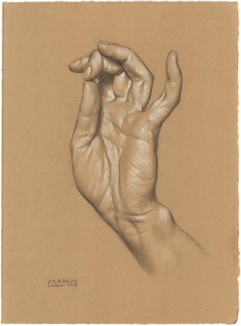 , 'Manou's Hands,' 2018, Jenn Singer Gallery