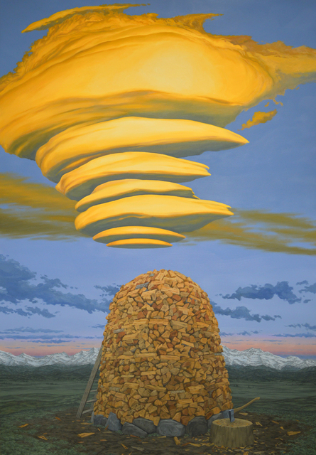Jeremy Mangan, 'Lenticular Clouds', 2017, Winchester Galleries