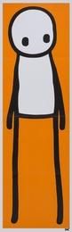Standing Figure (Orange)