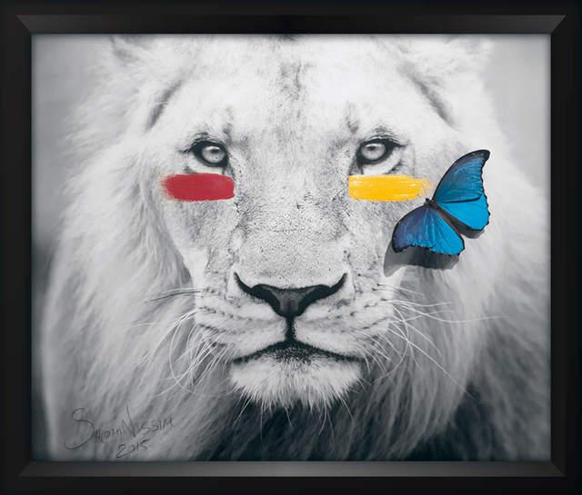 SN, 'LION', Eden Fine Art