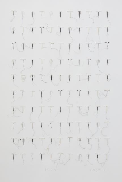 , 'Alchemical Sigils,' 2012, SMAC ART GALLERY