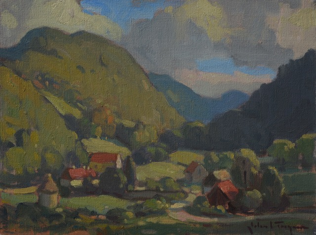 , 'Austrian Village, Gaming,' , J. Cacciola Gallery