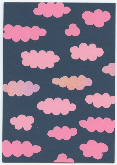 Rosemary Walsh, 'Pink Puffy Clouds', 2017, Rare Tempo