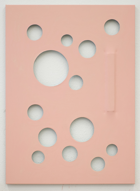 Sven-Ole Frahm, 'dwb', 2018, Galerie Richard