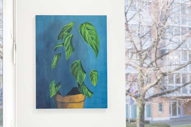 , 'Untitled (Floating Leaves),' 2018, Galerie Nordenhake