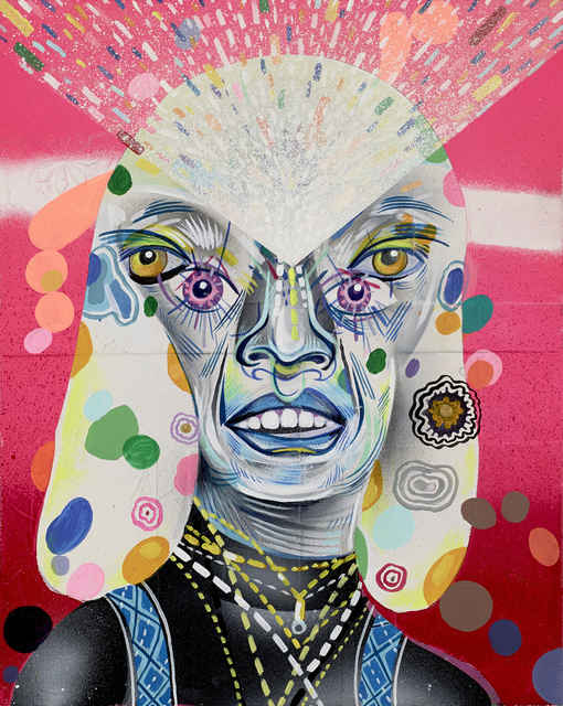 , 'GLEAMING CRYSTAL GAZER,' 2013, Antonio Colombo