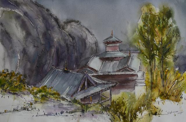 , 'Tovkhon Monastery,' 2017, Best Art Gallery
