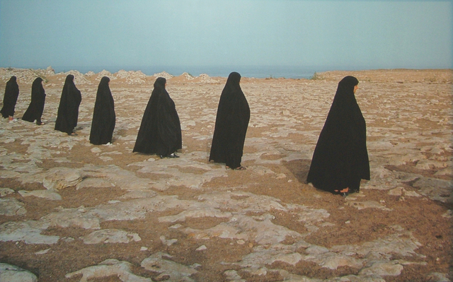 , 'Rapture series (women in a line),' 1999, Galeria Filomena Soares