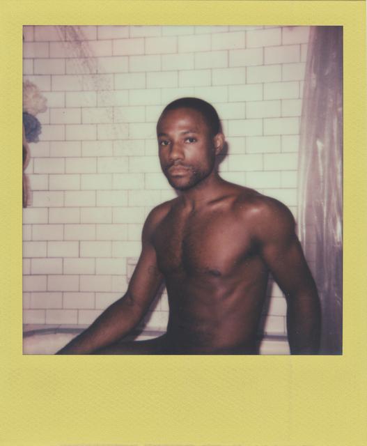, 'Jordan in the bathroom,' 2014, Edward Cella Art and Architecture