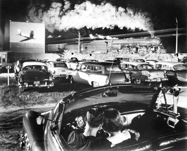 O. Winston Link, 'NW1103 Hot Shot East Bound at laeger, West Virginia', 1956, The Photographers' Gallery | Print Sales