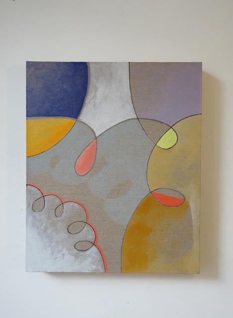 , 'Playground 1,' 2015, Marie Salomé Peyronnel