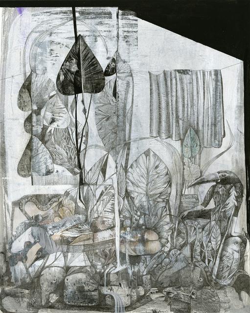 , 'Rabenreich,' 2014, Anna Jill Lüpertz Gallery