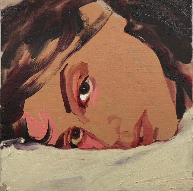 Gill Button, '5am', 2019, James Freeman Gallery