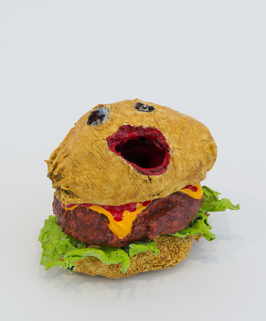 , 'Hungry Burger ,' 2017, Joshua Liner Gallery