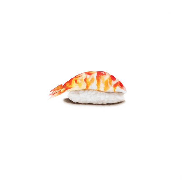 Erin Rothstein, 'Shrimp Sushi', 2018, Artspace Warehouse