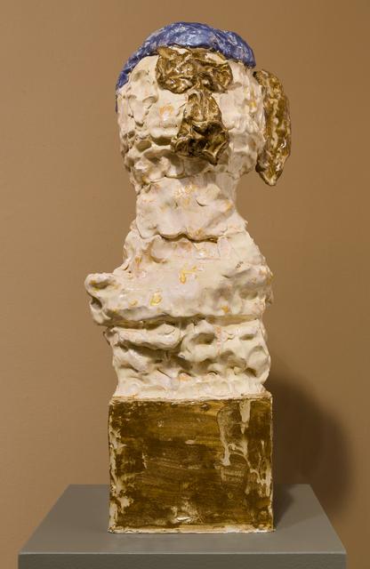 Guðmundur Thoroddsen, 'Receptionist', 2018, Asya Geisberg Gallery
