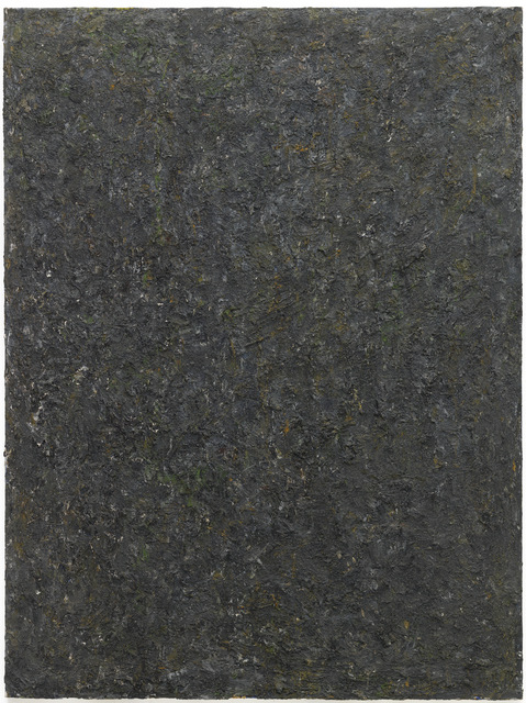 Milton Resnick, 'Untitled', 1982, Painting, Oil on canvas, The Milton Resnick and Pat Passlof Foundation