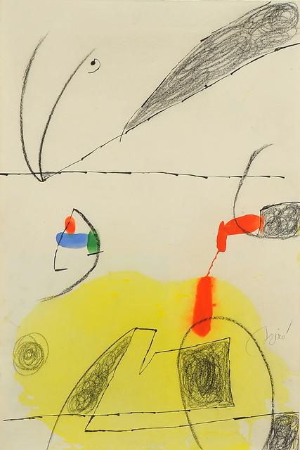 , 'Paysage Animè,' 1971, Omer Tiroche Gallery