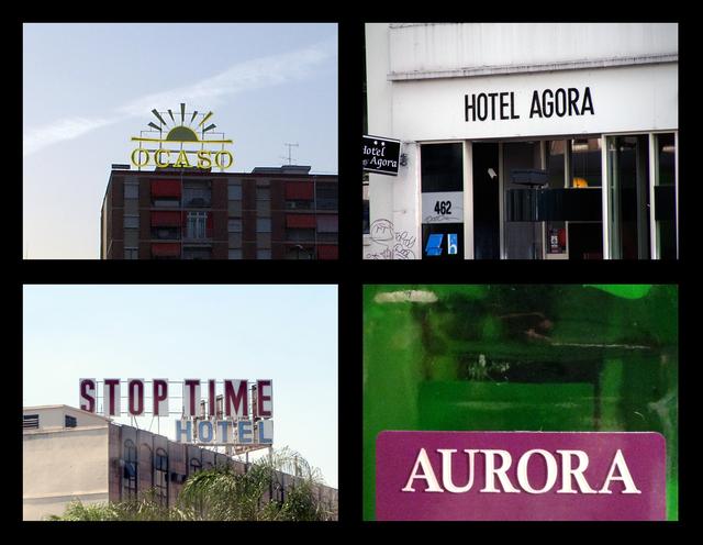 , 'Ocaso Aurora,' 2014, Marsiaj Tempo