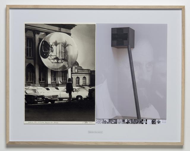 , 'June 30, 1972, Documenta Kassel Opening,' 2015, Ani Molnár Gallery