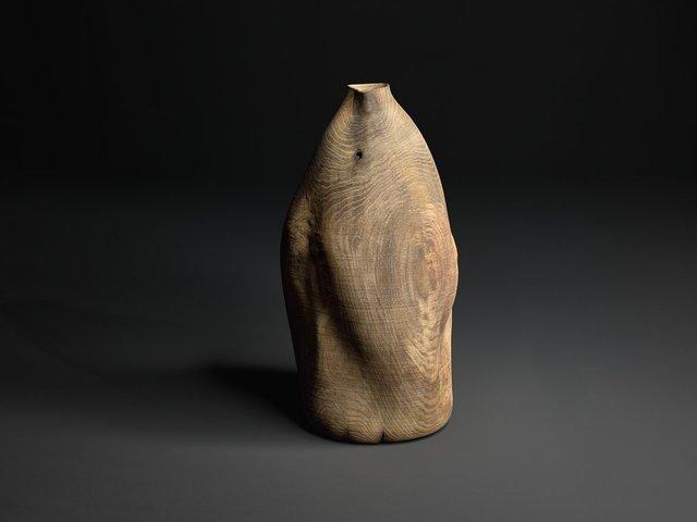 , 'Object in Oak,' 2015, Taste Contemporary