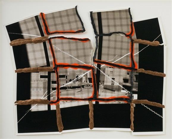 Thomas Barrow, 'f/t/s Modest Structures - Gridded Adobe ', 1979, Derek Eller Gallery