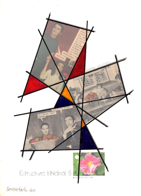 , 'Estructura Libidinal 5,' 2015, Henrique Faria Fine Art