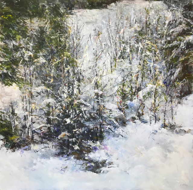 , 'Fitzsimmons Trail,' 2018, Ian Tan Gallery