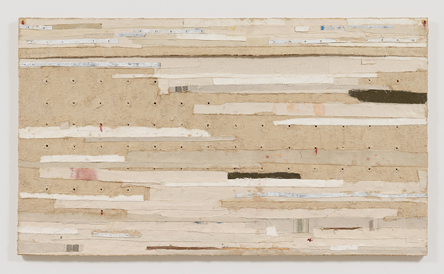 , 'Bandaged Grid #1,' 2015, The Aldrich Contemporary Art Museum