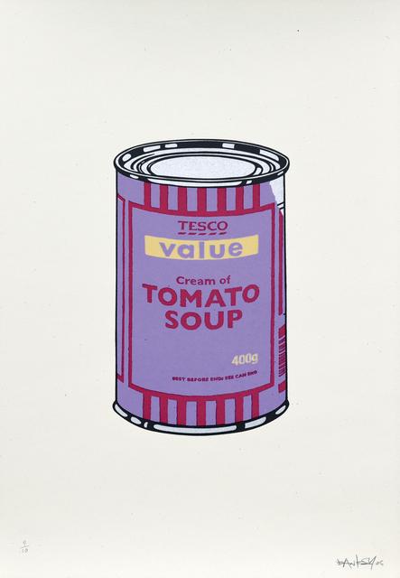 , 'Soup Cans. Violet Cherry Beige,' 2005, Artrust