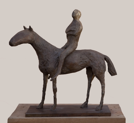 , 'Horse and Rider,' , Portland Gallery