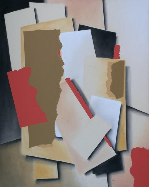 , 'Rythme de printemps,' 2011, Galerie Frank Pages