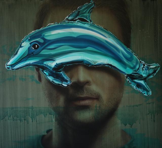 David Uessem, 'Dolphin', 2018, GALERIE BENJAMIN ECK