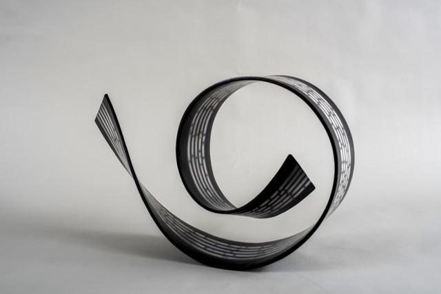 , 'Spiral Flow,' 2017, ESH Gallery