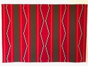 Ramona Sakiestewa, 'Untitled (Indian Market)', Early 1990s, TAI Modern