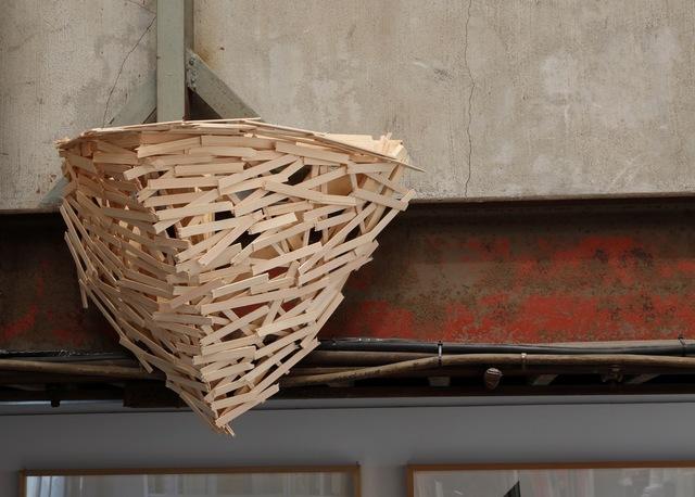 , 'Nest J-4,' 2014, Misa Shin Gallery