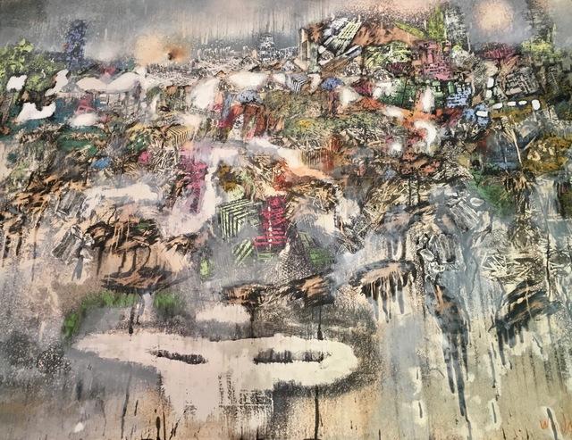 , 'World Disorder II (Backgrounds),' 2017, ARTLabAfrica