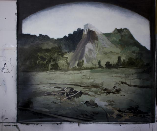 , 'Descenso,' 2018, Galería Alterna