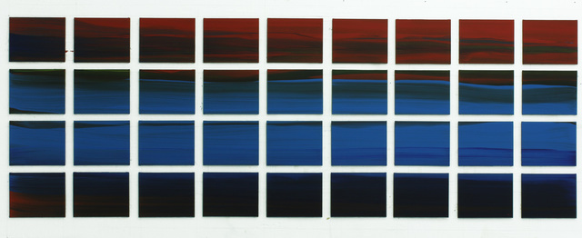 , 'Frame Time VI,' 2013, Max Estrella