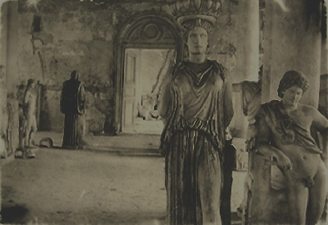 Deborah Turbeville, 'Unseen Versailles (Statues)', 1980, Staley-Wise Gallery