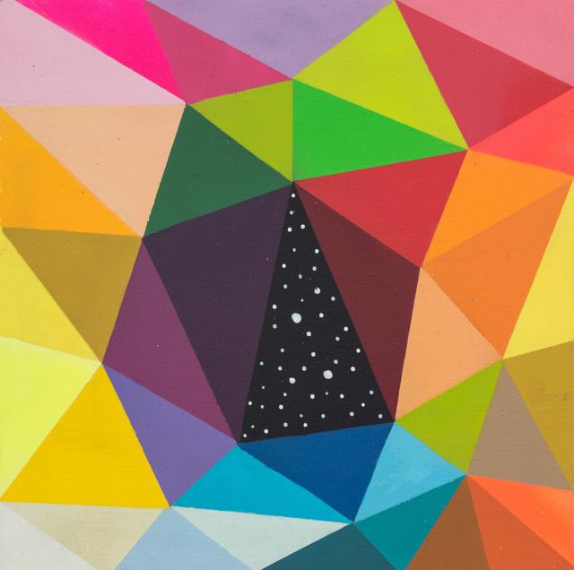 Okuda San Miguel, 'Window to the Universe 3', 2016, Underdogs Gallery