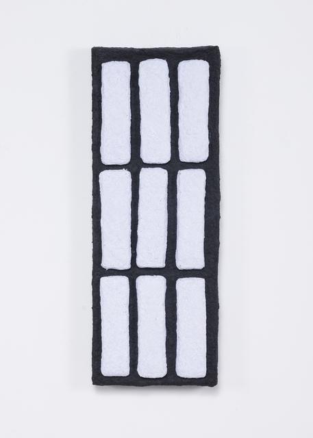 , 'White Lines,' 2017, Lawrie Shabibi