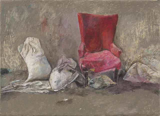 , 'Red Sofa,' 2016, Galerie SOON