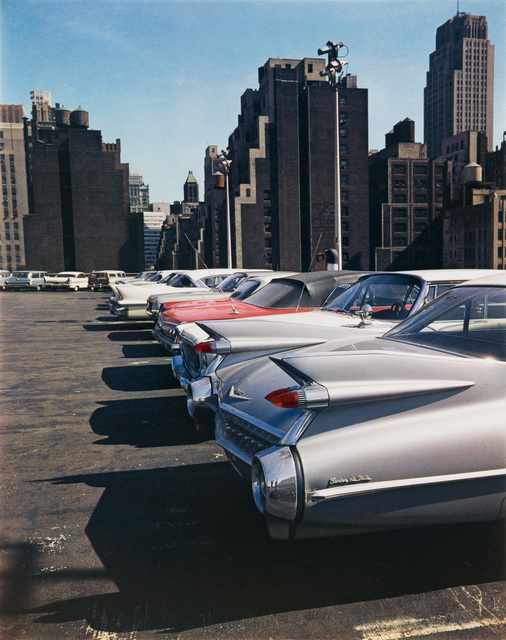 , 'Car Park, New York,' 1965, Danziger Gallery