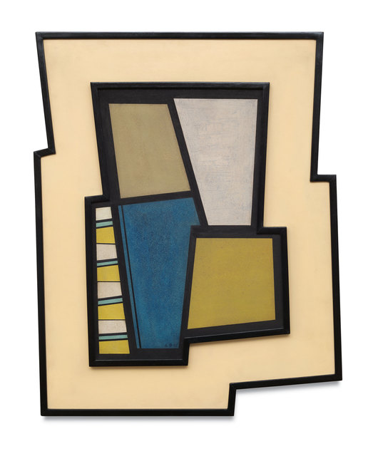 , 'Lice,' 1945, Simões de Assis Galeria de Arte