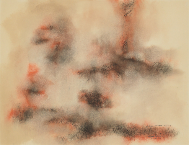 Norman W. Lewis, 'Ibiza PM, 1960-61', 1960, Glenn Allen Art